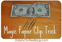 Magic tricks  / by Kayla Day
