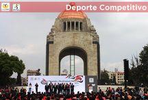 Deporte Competitivo / Práctica y desarrollo del Deporte de Alto Rendimiento