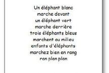 poésie éléphant