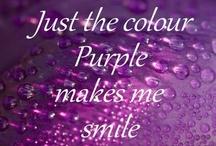 I Love Purple! / by Sharon Ahlberg