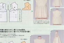 Sewing and Patterns