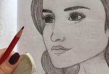 Draw / Draw,drawing,portrait...