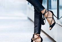 #LaceUpHells / Lace up heels