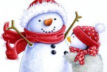 Imágenes de Navidad.. / Lindas imágenes para una época especial..