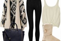 Outfits I Winter
