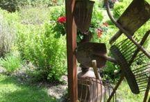 Garden Art and Furniture