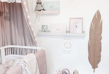 baby nursery/toddler room