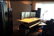 Audio Mastering and Creation Studio