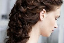 WEDDING | HAIR / by At First Blush & Co. Events