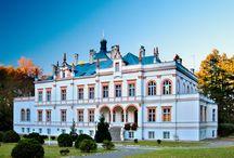 Przytok - Pałac / Pałac w Przytoku wybudowany w latach 1864-1867 przez Emila Kracher von Schwarzenfeld. Obecnie mieści się w nim Ośrodek Szkolno - Wychowawczy.