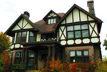 Home Styles - Tudor