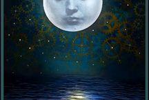 goddesses moon / Mythology