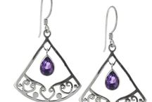 Bali Jewelry / Exotic Handmade Jewelry from Bali. Pieces include 18k bonded on 925 Sterling Silver.