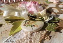 Urodziny / Ręcznie wykonane kartki i inne przedmioty wykonane z okazji urodzin, wykonane z materiałów marki Papelia oraz innych produktów dostępnych w sklepie Craft Style