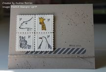 Cards - Postage Stamps