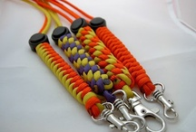 Paracord projects / by Cyndi Mowry