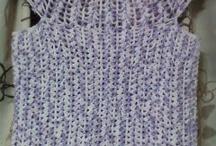 Crochet - Sleeveless