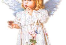 Angyalkás képek