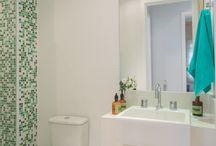 Banheiros - Bathroom