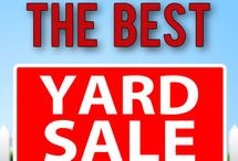 yard sale / by Mary Berry