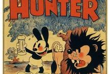 Cartoons vintage