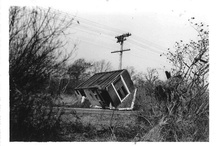 Hurricane Damage 1938 / Photographs of damage from the Great New England Hurricane of 1938. © Archives of the American Meteorological Society, Blue Hill Observatory Photograph Collection.