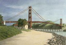 San Francisco Locations / by Yehudit Steinberg M.Ed.