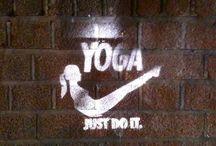 Yoga / by Clarissa Arguelles