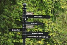 Where to walk.