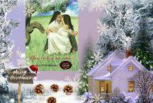 NAVIDAD / Francisco Pelufo Martínez-Kokoro, con su libro Una Vida y un Amor.  Os deseo a todos una Feliz Navidad y un próspero y venturoso Año Nuevo.