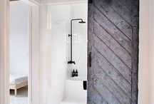 Nordic bathtroom with a twist / My home, my baht room indspo