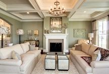Living Areas / by Megan Marshall - InThisWonderfulLife.com