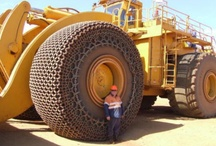 Big Rigs / When the tires are larger than a human, you're definitely looking at a big rig truck. We'll share our favorite semi-truck and big work trucks here. / by RealTruck.Com