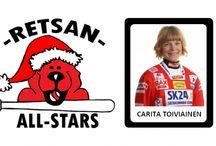 Neljäs luukku Carita Toiviainen / Neljäs luukku Carita Toiviainen