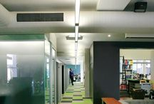 Office lighting by Austube / Austube design and manufacture innovative linear lighting solutions suitable for a diverse range range of applications from funky office lighting to weatherproof lighting suitable for outdoor installations.