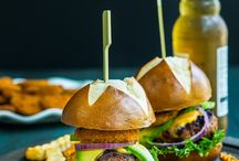Best Burger, Hot dogs & Fries Recipes / Best Burgers, Hot dogs and Fries to cook and enjoy