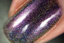 Collections - The Wild Hunt / Swatches of nail polish shades from The Wild Hunt collection