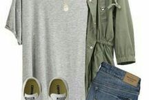Green jacket outfits