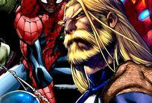 Comic Art - Marvel