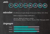 CV - Logo - Design