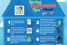 Spring Cleaning Tips & Tricks / Tips & tricks for Spring cleaning! #SpringClean16