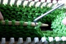 Needle Work - Knitting Looms and Info