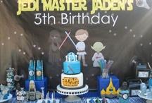 T & T Star Wars Birthday !