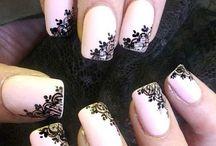 100 daily nail art