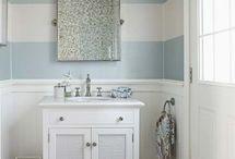 Bathroom remodel / by Leslie Kash