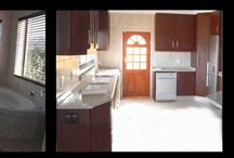Beauty Bathrooms / WE OFFER THE FOLLOWING SERVICES! Bathroom & Kitchen renovations, plumbing,wall & floor tilling,painting,geysers,carpentry,laminated floors,granite tops,build in cupboards,custom made vanities