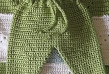 crochet baby buks unisex