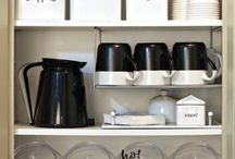 estación de cafe