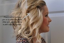 Hair and Beauty / by Kirsten Ley