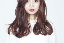 인기 헤어스타일 / 실력있는 디자이너들의 최신 스타일 소개